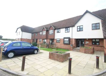Thumbnail 1 bed flat for sale in Willow Grange, Tilley Close, Hoo, Kent