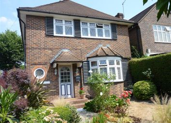 Thumbnail 4 bed detached house for sale in Bromley Road, London