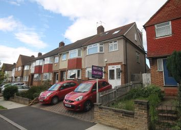 Thumbnail 4 bed end terrace house for sale in Lynmouth Avenue, Morden