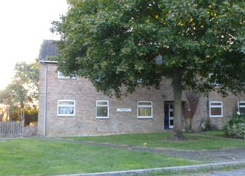 Thumbnail 2 bedroom flat for sale in Williams Close, Hanslope, Milton Keynes