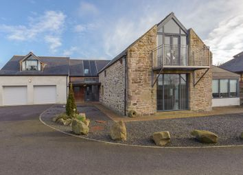 Thumbnail 4 bed detached house for sale in Foulden Newton, Berwick-Upon-Tweed, Northumberland