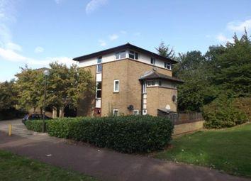Thumbnail 2 bedroom flat for sale in Carrick Road, Fishermead, Milton Keynes, Buckinghamshire