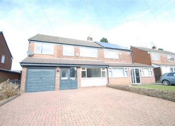 Thumbnail 4 bed semi-detached house for sale in Nottingham Drive, Ashton-Under-Lyne
