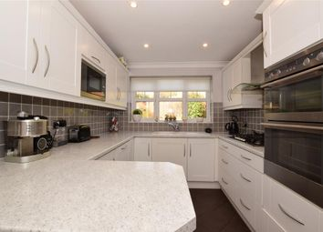 Thumbnail 4 bedroom detached house for sale in Hoveton Way, Ilford, Essex