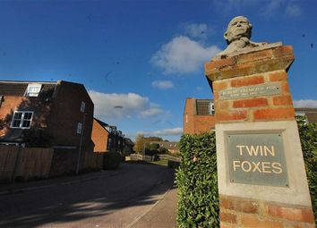 Thumbnail 2 bed flat to rent in Twin Foxes, Woolmer Green, Stevenage, Hertfordshire