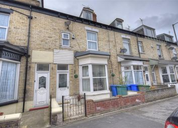 Thumbnail 4 bed terraced house for sale in Holyrood Avenue, Bridlington