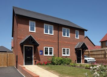 """Thumbnail 2 bed property for sale in """"The Aston"""" at Bartestree, Hereford"""