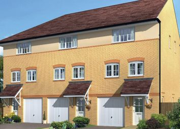 "Thumbnail 3 bed semi-detached house for sale in ""Newbury"" at Ponds Court Business, Genesis Way, Consett"