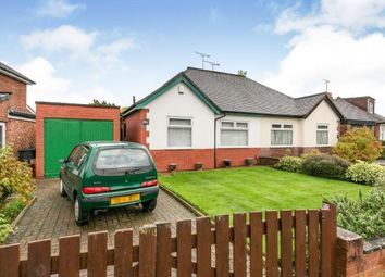 Thumbnail 2 bed bungalow for sale in Avondale, Whitby, Ellesmere Port, Cheshire