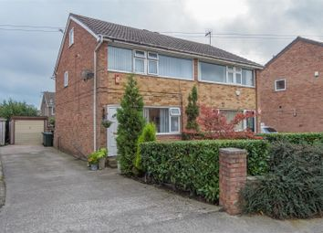Thumbnail 3 bed semi-detached house for sale in Delverne Grove, Bradford