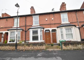 Thumbnail 2 bedroom terraced house for sale in Mundella Road, The Meadows, Nottingham