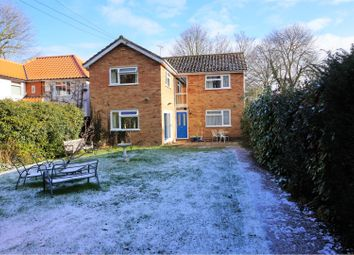 Thumbnail 4 bed detached house for sale in Girton Road, Cambridge