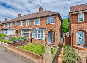 Thumbnail 3 bed end terrace house for sale in Sadleir Road, St. Albans, Hertfordshire