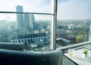 Thumbnail 1 bed flat to rent in The Makers, London