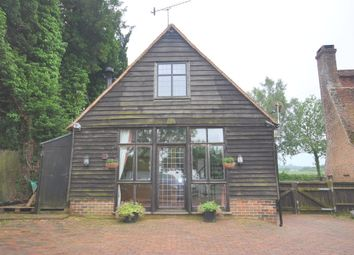 Thumbnail 1 bed barn conversion to rent in Moor Lane, Marsh Green, Edenbridge