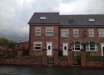 Thumbnail 4 bed town house to rent in St Marys Court, Warrington