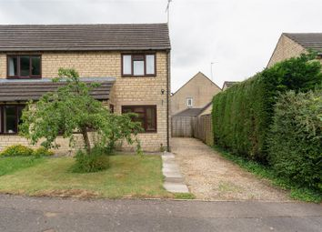 Thumbnail 2 bed semi-detached house for sale in Graveney Road, Northleach, Cheltenham