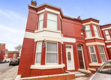 Thumbnail 3 bed end terrace house for sale in Silverdale Avenue, Old Swan, Liverpool, Merseyside