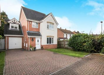 Thumbnail 4 bedroom detached house for sale in Linacres, Luton, Bedfordshire, Leagrave