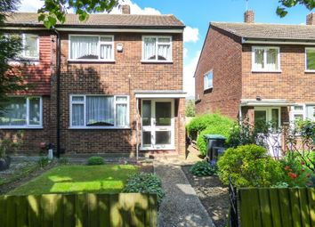 Thumbnail 3 bedroom end terrace house for sale in Hall Road, Northfleet, Gravesend