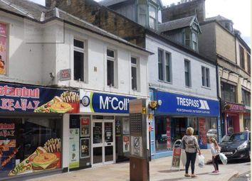 Thumbnail Commercial property for sale in 80A High Street, Kirkcaldy