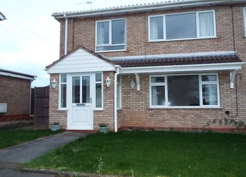 Thumbnail 3 bed property to rent in Astwood Close, Stoke Prior, Bromsgrove