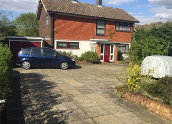 Thumbnail 3 bed detached house for sale in Sir Evelyn Road, Rochester, Kent.