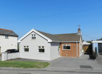 Thumbnail 4 bed detached bungalow for sale in Pen-Yr-Heol, Pen-Y-Fai, Bridgend