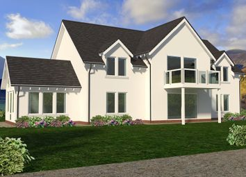 Thumbnail 4 bed detached house for sale in Plot 3 The Avenue, Inveraray