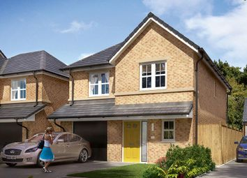 "Thumbnail 3 bed detached house for sale in ""The Newton"" at Markle Grove, East Rainton, Houghton Le Spring"