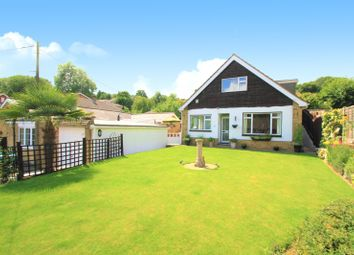 Thumbnail 4 bed detached bungalow for sale in Kings Road, Biggin Hill, Westerham