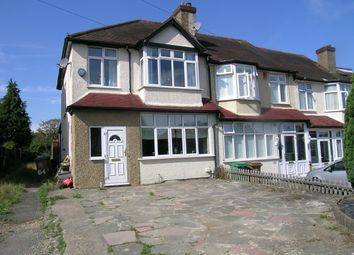 Thumbnail 4 bed end terrace house for sale in Stoneleigh Avenue, Worcester Park