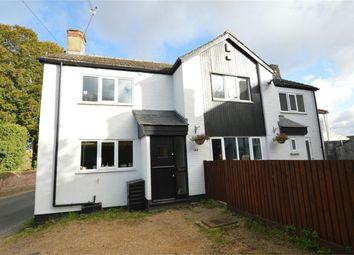 Thumbnail 4 bed detached house for sale in The Street, Old Costessey, Norwich, Norfolk