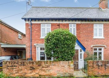 Thumbnail 3 bed semi-detached house for sale in Queens Road, Lyndhurst