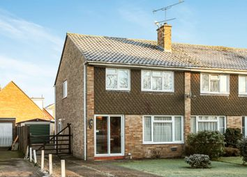 Thumbnail 3 bedroom semi-detached house for sale in Northlands Road, Romsey