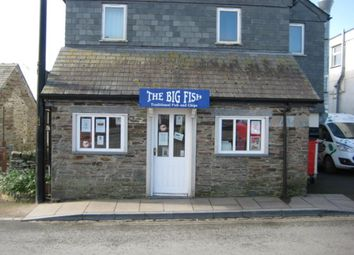 Thumbnail Restaurant/cafe for sale in Fore Street, Tintagel
