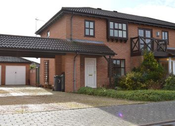 Thumbnail 2 bed property for sale in Elmgarth, Sleaford