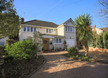 Thumbnail 4 bed detached house for sale in Westminster Crescent, Cyncoed, Cardiff