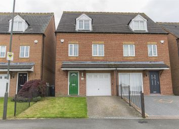 Thumbnail 3 bed semi-detached house for sale in Sutton View, Temple Normanton, Chesterfield