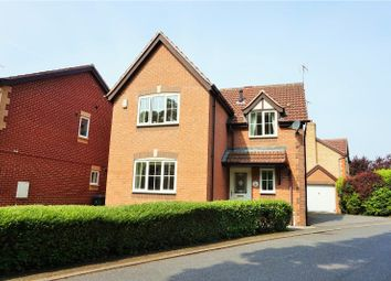 Thumbnail 4 bed detached house for sale in Linton Close, Bawtry