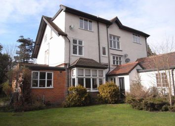 Thumbnail 2 bed flat to rent in Dovecourt, Highfield Road, West Byfleet, Surrey