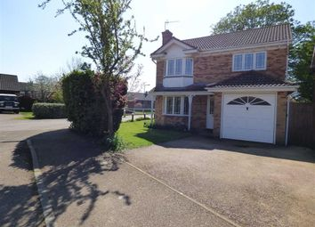Thumbnail 4 bed detached house for sale in Muncaster Way, West Haddon, Northampton