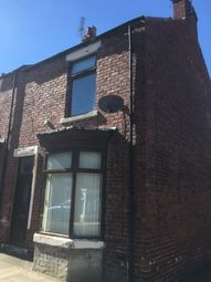 Thumbnail 2 bed terraced house to rent in Regent Street, Shildon