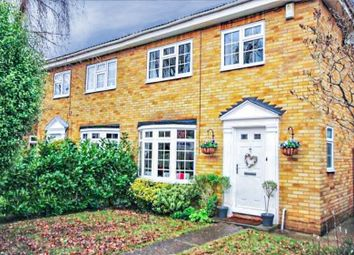 Thumbnail 3 bed end terrace house to rent in High Road, Byfleet, West Byfleet