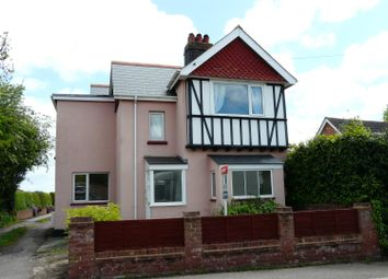 Thumbnail 3 bed cottage for sale in Pinn Lane, Pinhoe, Exeter