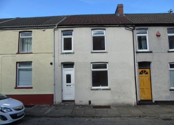 Thumbnail 3 bedroom terraced house for sale in Cliff Terrace, Treforest, Pontypridd