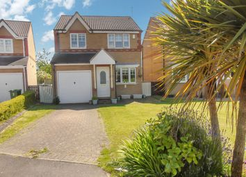 Thumbnail 3 bed detached house for sale in Mitchell Close, Peterlee