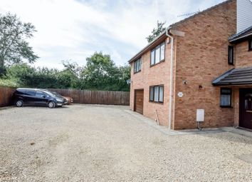 Thumbnail 4 bed end terrace house for sale in Monteagle Close, Grange Park, Swindon