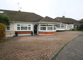 Thumbnail 2 bed semi-detached bungalow for sale in Willow Walk, Hockley