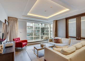 Thumbnail 3 bed flat for sale in Radnor Terrace, London